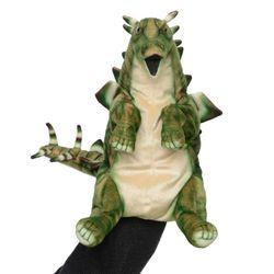 7747-공룡퍼펫(손인형) 스테고사우루스 40cm.L