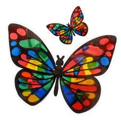 [중복상품] 알록달록 날아라 나비만들기(4인)