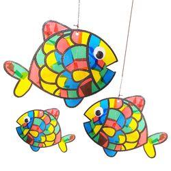 블링블링 투명 물고기만들기(1인)