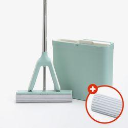 클린 물걸레 펄프 청소기+PVA패드 1P