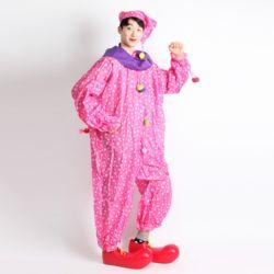 삐에로의상-핑크