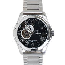 MAXFOX MF7060ST Skelett watch(오토메틱)+스틸밴드