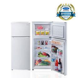 캐리어 클라윈드 슬림형 냉장고(155L) CRF-TD155WDE