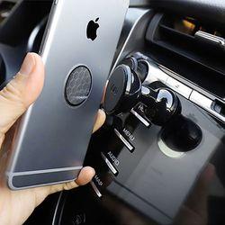 토드 블랙 자석거치대 스탠드형 차량용거치대 핸드폰