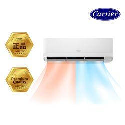 캐리어 인버터 벽걸이 냉난방기 11평 ARQ11VB