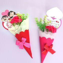 메세지 카네이션 꽃다발(5set)