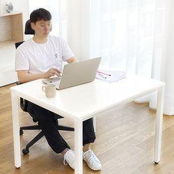 DK9796 스틸프레임 심플 책상 테이블 1000x600