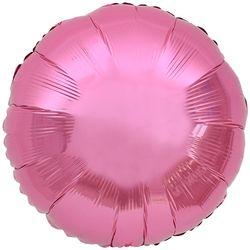 은박 라운드 풍선 18인치 핑크
