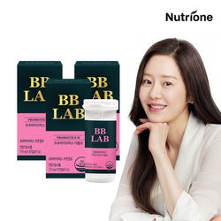 [무료배송] 비비랩 여성 유산균 프로바이오틱스 W 3박스 (3개월분)