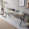 예투가구 로즈1800 서랍형 책상 테이블