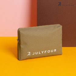 MOLLY(L) POUCH BEIGE