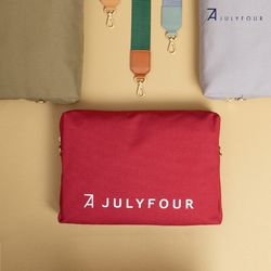 MOLLY(L) POUCH RED
