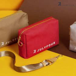 MOLLY(S) POUCH RED