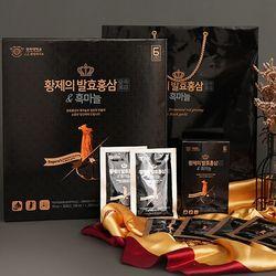 황제의 발효홍삼 & 흑마늘 70ml x 30포