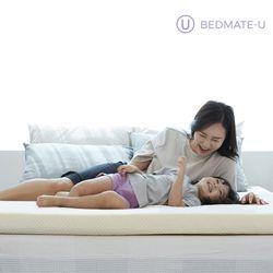 베드메이트유 침대 메모리폼 토퍼 매트리스 투레이어 8.0 SS