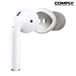 Comply 컴플라이 소프트 커넥트 애플 이어팟 에어팟 전용 이어팁