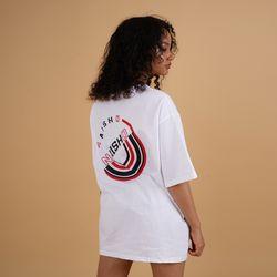 Candy Logo white T-shirt