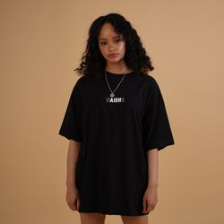 Candy Logo Black T-shirt