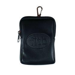 fitb Logo Pocket Pouch (BK)