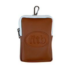 fitb Logo Pocket Pouch (BR)
