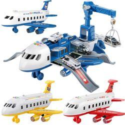 비행기장난감 사운드비행기 경찰비행기 소방비행기