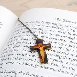 BooKiss책갈피250-Cross 예수 십자가