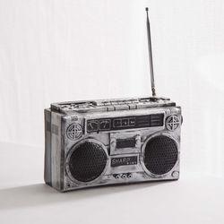 엔틱 라디오 모형