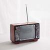 엔틱 텔레비전 모형