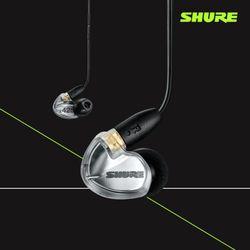 [SHURE] SE425 + UNI (실버) 이어폰