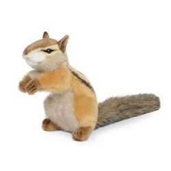 3828-다람쥐 동물인형 18cm.H