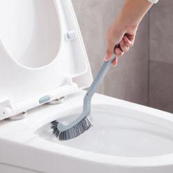 엔비 리빙 변기 청소솔 화장실 청소솔 일자형 커브 청