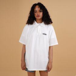 CIRCLE LOGO polo shirt
