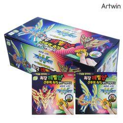포켓몬W최강레벨업전투력측정탭틴대왕딱지BOX(12)