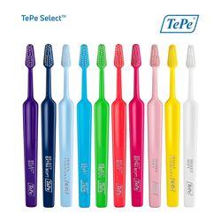 TePe 테페 셀렉트 레귤러 소프트 일반칫솔 고급모