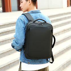 루카스 직장인 노트북 남자백팩 b916