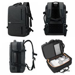 캐리어 백팩 여행용 가방으로 딱 노트북 수납가능