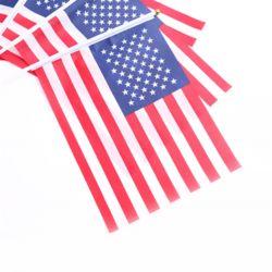 성조기 (미니천수기) 미국국기-100개입