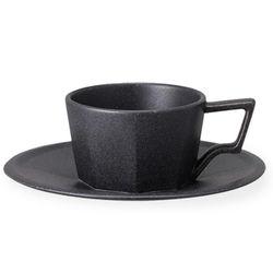 킨토 OCT 커피잔 세트 300ml 블랙