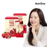 [무료배송] 석류 더 콜라겐 14포 x 2박스 (28일분) 석류콜라겐