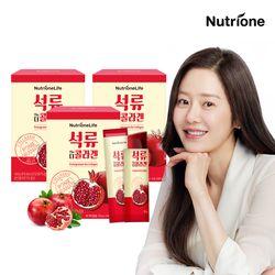 [무료배송] 석류 더 콜라겐 3박스 (6주분) 석류농축액 석류젤리