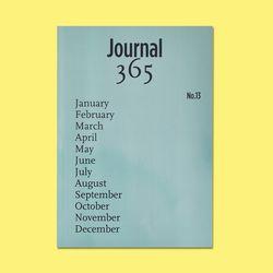 Journal365 No.13-Standard