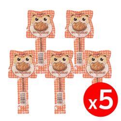 캐티맨 캔디 소고기   게살 X 5개 고양이간식