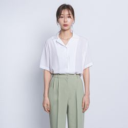 W1130 WL-AD blouse ivory