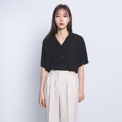 W1130 WL-AD blouse black