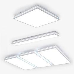 [한샘x베스트조명] 글로우 LED 40평대패키지(DIY)