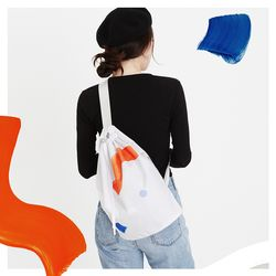 COLOR WAVE BAG ORANGE