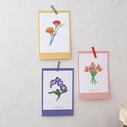 봄의 정원 엽서