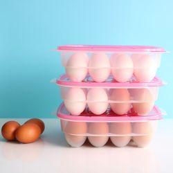 루멘 16구 계란 보관용기 2종