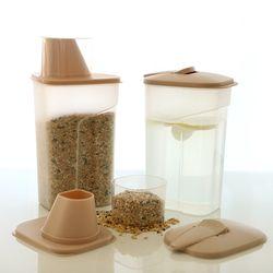 루멘 다용도 캐니스터 1.5L (곡물.양념통)