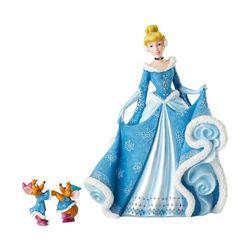디즈니 쇼케이스 신데렐라와 쥐 두마리 피규어 21cm-E6002181